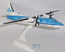 Fokker F-50 KLM Cityhopper Skymarks Collectors Model Scale 1:100 SKR408 E